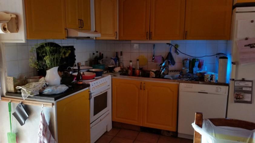 Köket före diskbänken putsats (Shining the zink) - Flylady